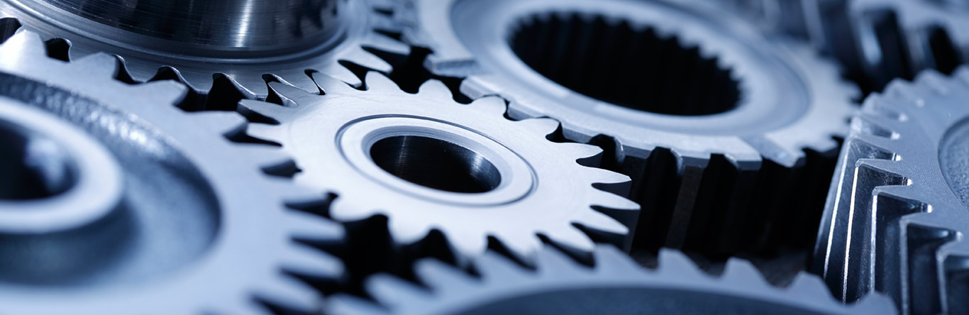 interlocked gears