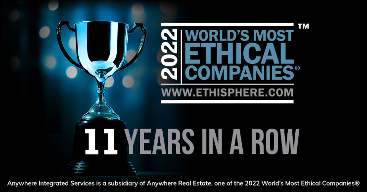 Ethisphere World's most ethical companies 6 years in a row